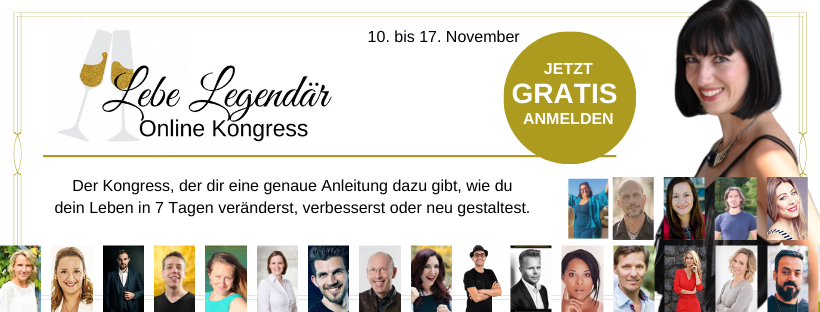 Header Lebe legendär Onlinekongress